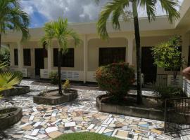 Frisa Appartementen, Paramaribo