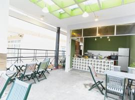 Dream Station - Saigon Hostel, Ho Chi Minh