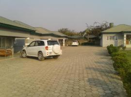 Parkrive Apartments, Kitwe