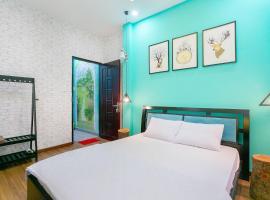 Qcub3 Homestay, Ho Chi Minh