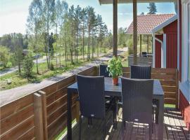 One-Bedroom Holiday Home in Hok, Svenstorp