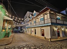 Hotel Isla de Flores, Flores