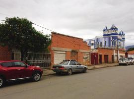 La casa de la tía Lucy, Tarija