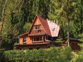 Three-Bedroom Holiday Home in Ruzomberok, Rużomberk