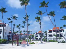 Ocean View 3BR apartment,private beach, Stanza Mare, Punta Cana