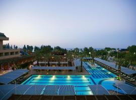 Crystal De Luxe Resort & Spa, Kemer
