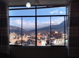 Parcero´s House, Huaraz