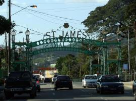 A HOME AWAY FROM HOME, Port-of-Spain
