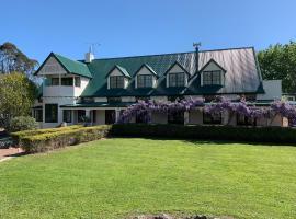 White Acres Country Lodge, Waitoki