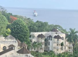 Clumbus Heights Ocho Rios Jamaica, Eden Bowers