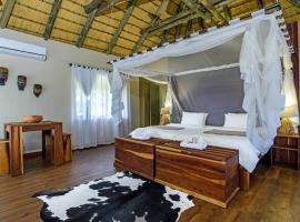 Gondwana Hakusembe River Lodge, Runtu