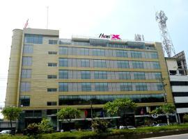 Hotel X, Bisaiya Kuribāri