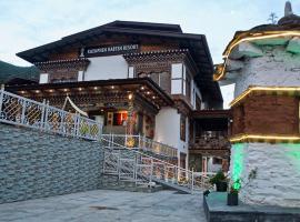 Kuenphen Rabten Resort, Thimphu