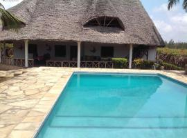 Queen K Cottages Situated in Watamu close to the beach, Watamu
