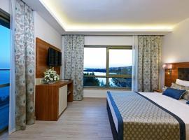 Miarosa Incekum West Resort, Avsallar
