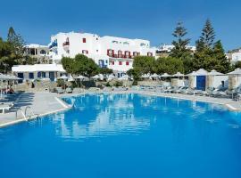 Kamari Hotel, Platis Yalos