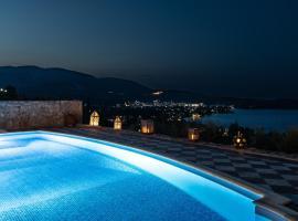 Villa Bamour With Paradise View, Ancient Epidavros