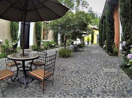 Antigua Villa AN021, San Mateo Milpas Altas