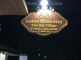 Lotus Homestay, Haiphong