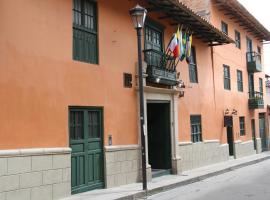 Hotel El Mirador del Inca, Cajamarca