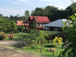 V&K Baansuankaew Resort, Ban Kom