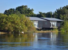 Zambezi Mubala Lodge, Katima Mulilo
