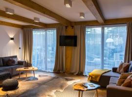 Apartament St. Moritz, Zakopane