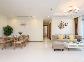 Wow! Home by Christine 3BR Apartment, Ho Chi Minh