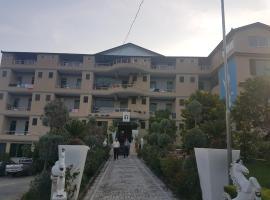 Kuqja Hotel, Elbasan