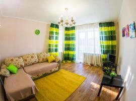 Apartment Serova 26, Omsk
