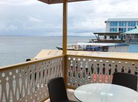 Bocas del Toro Apartamentos, Bocas Town