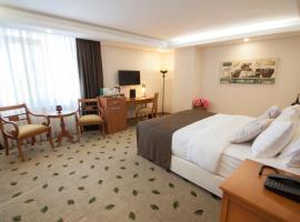 TUZLA GARDEN HOTEL&SUITES, Tuzla