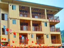 Longji Jinkeng Terrance Jubin Building Hotel, Longsheng