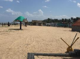 LITTLE GOA BEACH RESORT, Mahabalipuram