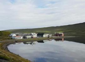 Tangahús Guesthouse, Borðeyri