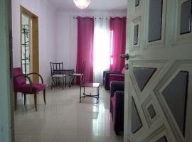 Appartement Selma, Al-Hammamat