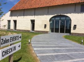 Woestyne Business & Leisure Apartments Cleythil, Aalter