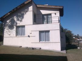 Casa en villa General Belgrano, Villa General Belgrano