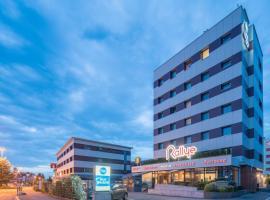 Best Western Hotel Rallye, Bulle