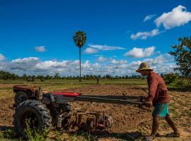 Prithy & Mutta (Community Homestay Chansor 3), Siem Reap