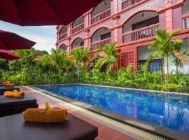 Bou Savy Villa, Siem Reap