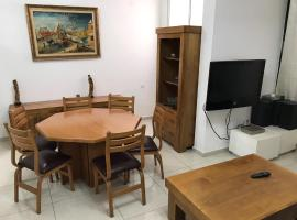 Apartment on Shay Agnon 23, Bat Yam