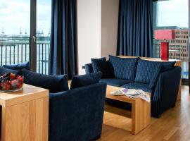 Clipper Elb-Lodge Apartments Hamburg