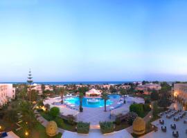 Le Royal Hammamet, Al-Hammamat