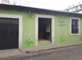 Hotel Posada Agapantos, Quetzaltenango