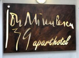 Minulescu 39 Aparthotel, Bukareszt