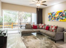 Sabbia - 301- 3 Bedroom- 1 King + 2 Double + 2 Double / Stylish, recently renovated 3BR in Sabbia, Playa del Carmen