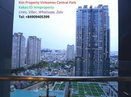 Miyuki property Vinhomes Central Park, Ho Chi Minh
