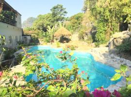TRANG AN SECRET GARDEN, Ninh Binh