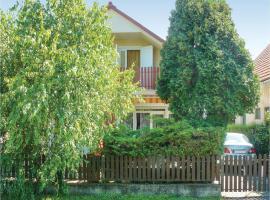 Two-Bedroom Holiday Home in Balatonlelle, Balatonlelle
